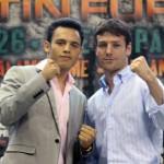 Chavez Jr., Duddy Make Weight; Barrera Doesn't