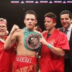 Chavez Jr. Batters, Beats Duddy in San Antonio
