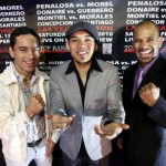 Top Rank Wins Montiel-Morel Purse Bid; Fight to be held in July or August
