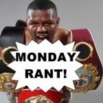 Paul Magno's Monday Rant