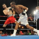 Randall Bailey-Said Ouali Ends in Controversial 2nd Round No Contest (Video)