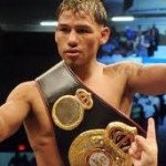 "Luis Concepcion-""Tyson"" Marquez, April 2nd for WBA 112 lb. Title"