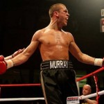 Murray to Defend Euro Lightweight Title, April 2nd