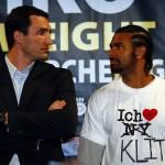 Finally…Unification! Klitschko vs. Haye in the Summer