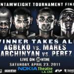 Abner Mares vs. Joseph Agbeko Promo Video