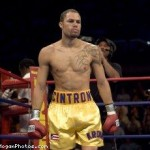 Kermit Cintron Signs with Top Rank