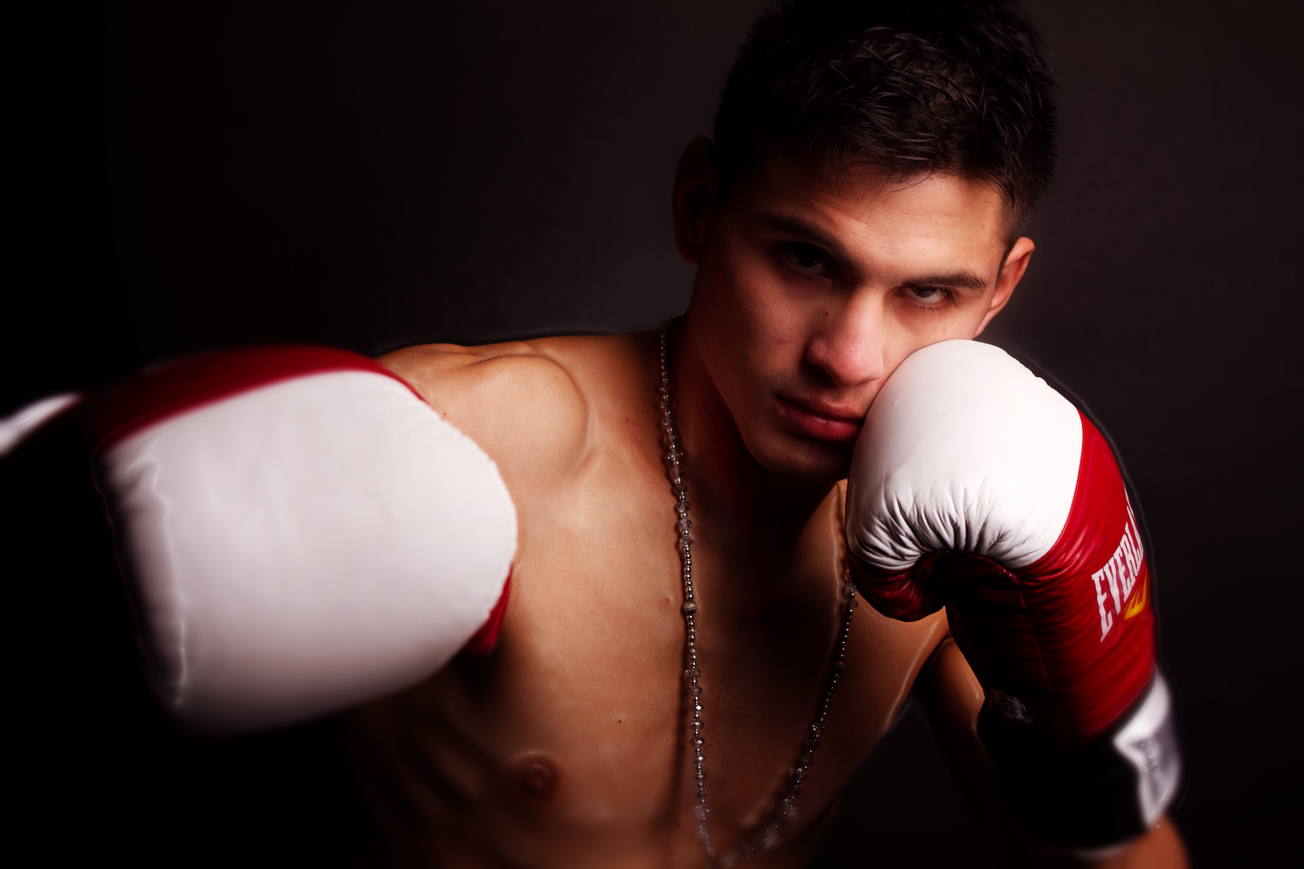 Jose Ramirez talks about his early boxing days.