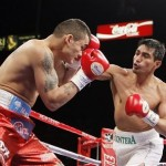 WOW! Morales Delivers Near Upset on Action Heroes PPV