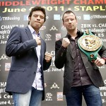 Chavez Jr. challenges Zbik for WBC middleweight crown, Saturday June 4