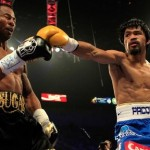 "Pacquiao Turns ""Sugar"" Salty, Dominates Mosley"