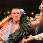 Sylvester-Geale on Stacked German Card, Saturday, May 7