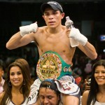 Edgar Sosa Continues Flyweight Campaign Against Julio Paz, Saturday