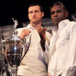 Carl Froch and Glen Johnson to meet in Super Six Semifinals, Saturday June 4