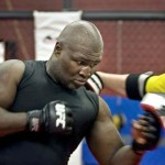 Toney-Shamrock Hype Their Bout, WWE-Style (Video)