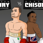 Fury vs Chisora is gonna be huge