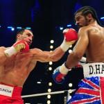 Klitschko Beats Haye in Flight of the Decade
