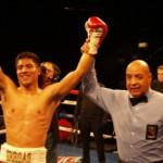Vargas Flattens Estrada in Two