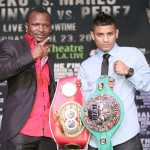 Agbeko and Mares to Meet in Bantamweight Tournament Final, Saturday August 13 (w/ promo video)
