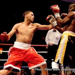 Prospect Edwin Rodriguez in Action Saturday