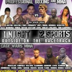 Boxing and MMA Try to Get Along in Chester PA