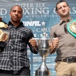 4-Round Boxing News Brief (The Latest on Ward-Froch, Mares-Agbeko, James Toney, and Felix Sturm)
