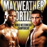 Floyd Mayweather returns to challenge WBC welterweight Champion Victor Ortiz
