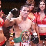 Hernan Marquez Meets Rodel Mayol in Defense of Flyweight Title This Saturday