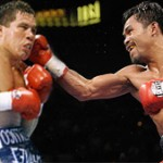 Past vs. Present: Julio Cesar Chavez and Manny Pacquiao