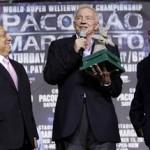 Boxing's Public Enemies; Magno's Monday Rant