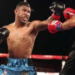 Super Featherweight, Eloy Perez to face Ira Terry Friday, October 28th