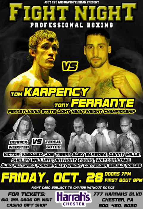 karpency poster
