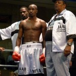 Ray Robinson Wins Easy on Bam Boxing Premier