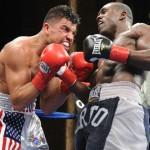 Berto Ditches IBF Belt, Focuses on Ortiz Rematch
