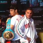 Chavez Jr. Stops Manfredo Jr. in Five