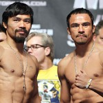 Pacquiao-Marquez III Weigh-In (Video)