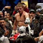 "Saul ""Canelo"" Alvarez Won't Fight Again Until 2017"