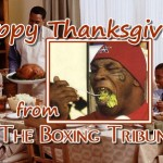 Thankful Thoughts and Terrible Turkeys: The Southpaw