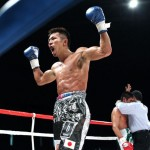 Uchiyama-Solis to Unify WBA 130 lb. Title, Caballero-Hosono Title Bout in Co-Feature