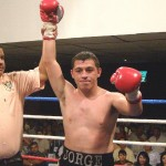 Paez Jr. Dominates Chavez in Rematch, Barely Escapes with Decision.