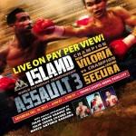 Brian Viloria vs. Giovani Segura Headlines Island Assault Card in Philippines