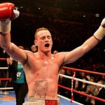 George Groves Steps Up Against Glen Johnson Saturday Night in London