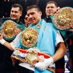 Sergio Martinez to Fight Matthew Macklin St. Patty's Day at Garden
