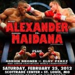 Devon Alexander vs. Marcos Maidana: The Boxing Tribune Preview