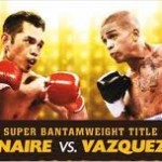 Nonito Donaire vs. Wilfredo Vazquez Jr. to Co-Headline HBO Boxing, Saturday February 4th