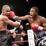 Adrien Broner vs. Eloy Perez in a WBO Super Featherweight Title Bout on Saturday, February 25th