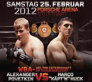 ALEXANDER POVETKIN VS. MARCO HUCK RECAP