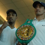 Photo Gallery: Morales-Garcia Press Conference