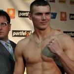 Mateusz Masternak vs. Felipe Romero in the Cruiserweight division on Saturday, March 31st