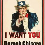 Hey Dereck Chisora, Uncle Sam Wants YOU!