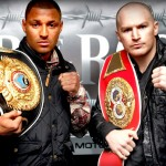 Kell Brook and Matthew Hatton Face Off in The War of the Roses This Weekend